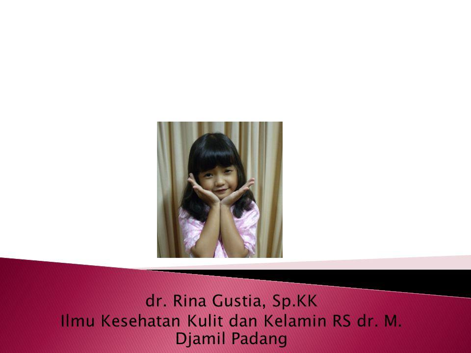 Ilmu Kesehatan Kulit dan Kelamin RS dr. M. Djamil Padang