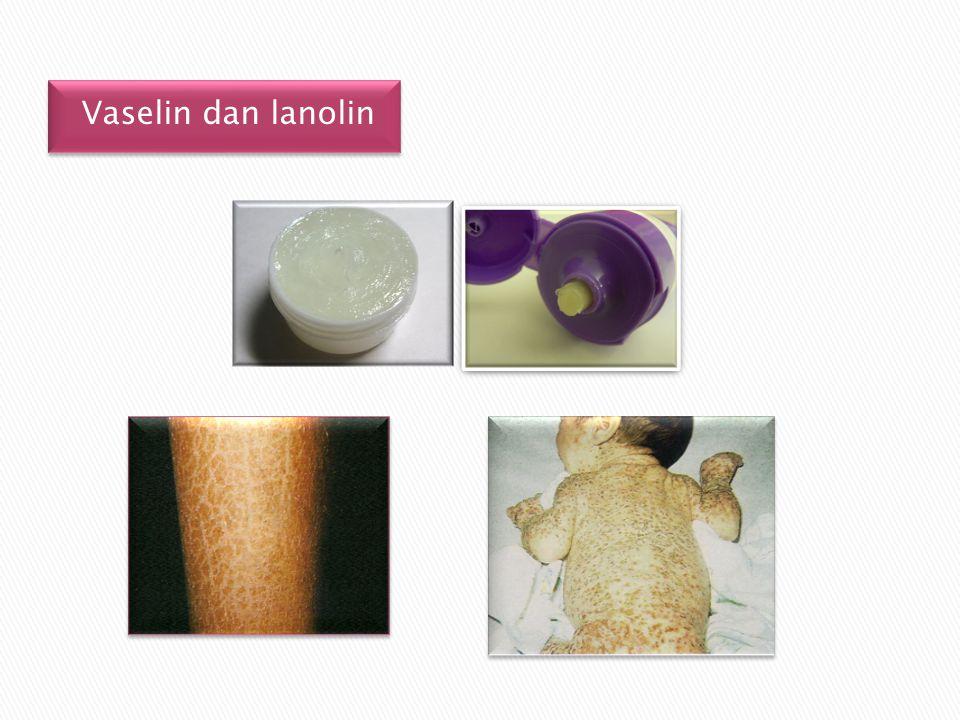 Vaselin dan lanolin