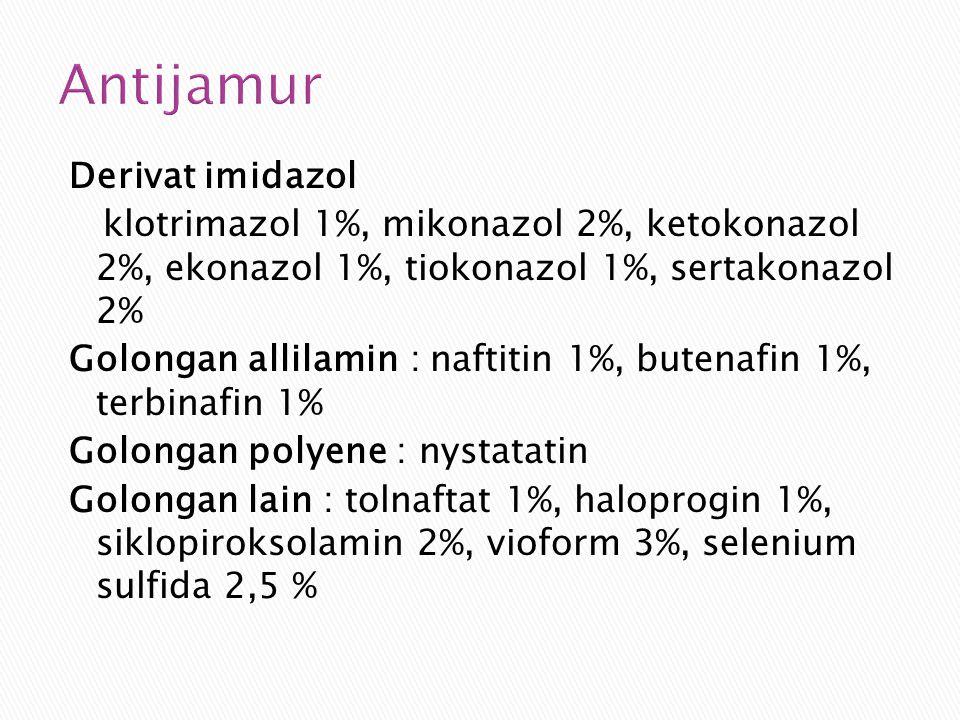 Antijamur Derivat imidazol