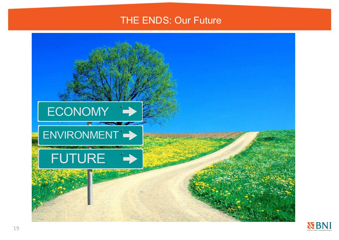 THE ENDS: Our Future