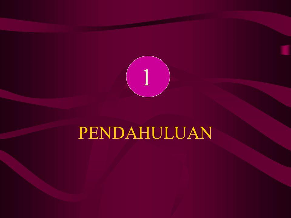 1 PENDAHULUAN
