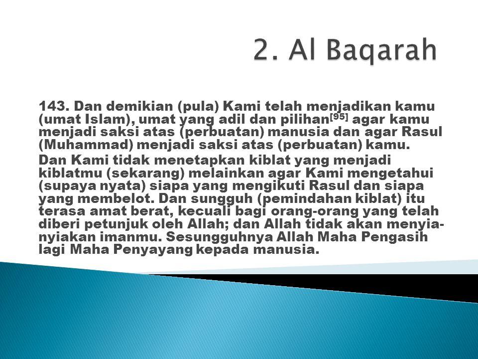 2. Al Baqarah