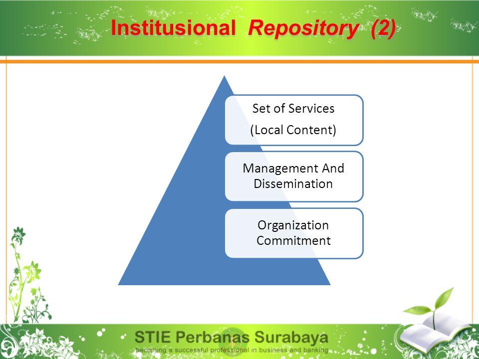 Institusional Repository (2)