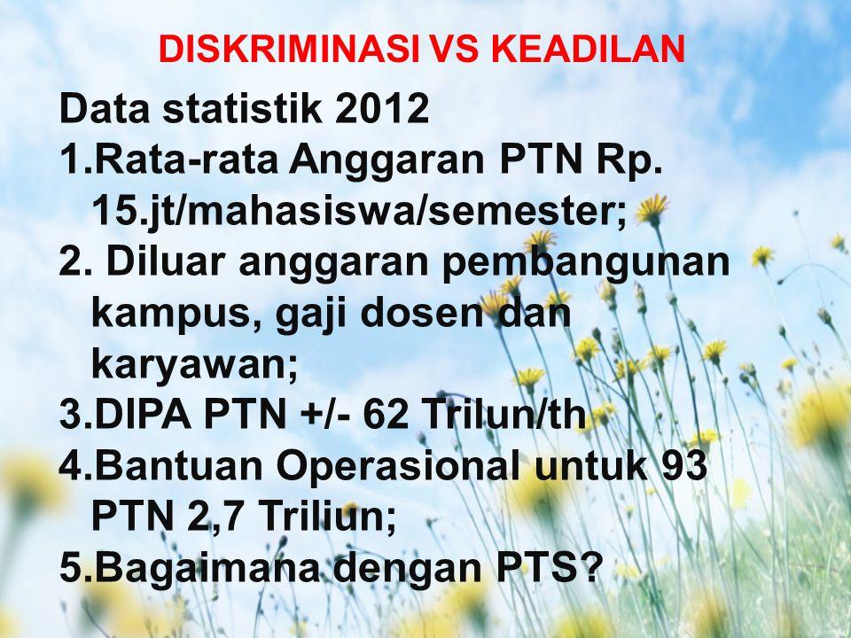 DISKRIMINASI VS KEADILAN