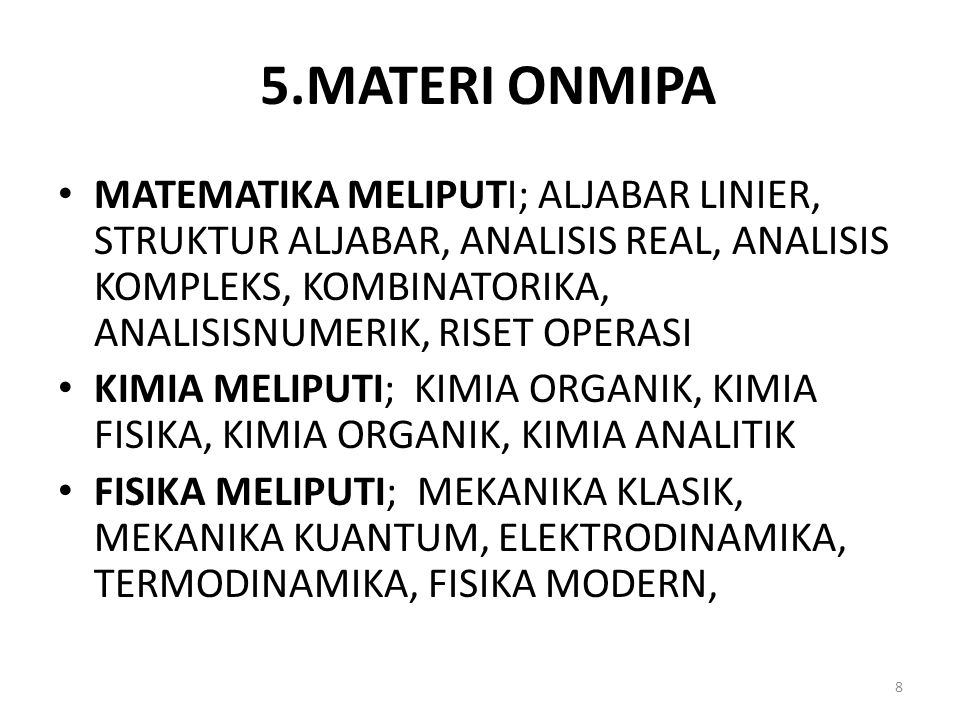 5.MATERI ONMIPA