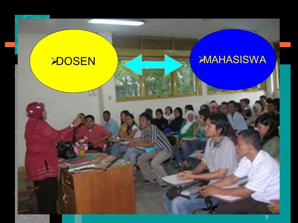 DOSEN MAHASISWA 3