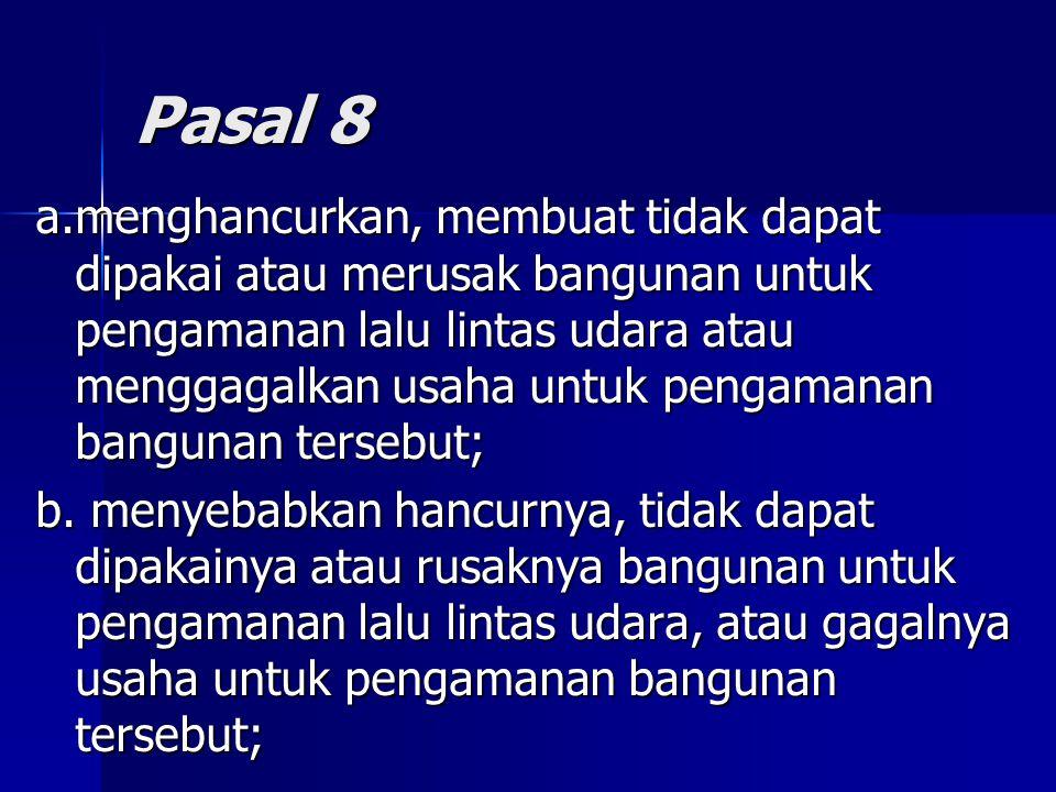 Pasal 8