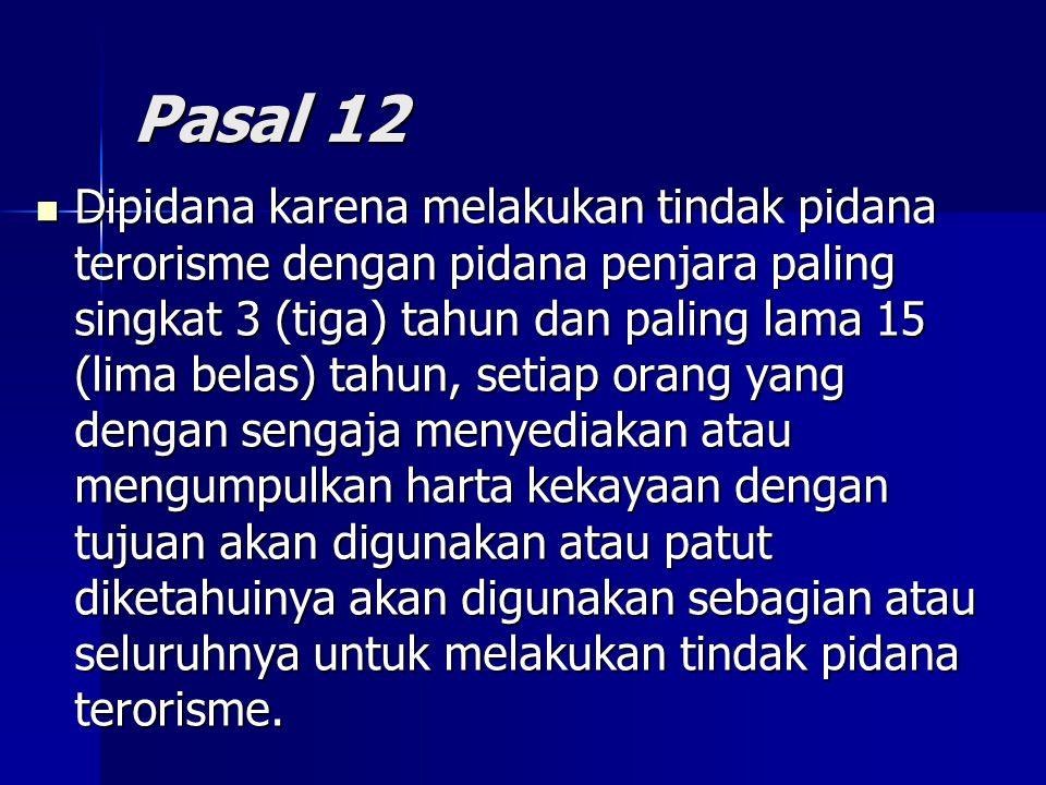 Pasal 12
