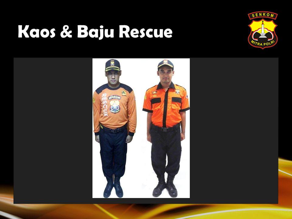 Kaos & Baju Rescue