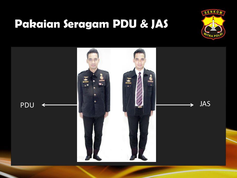 Pakaian Seragam PDU & JAS