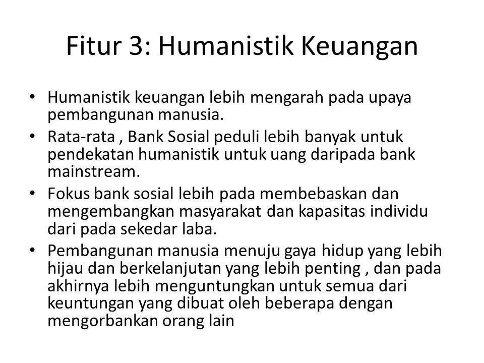 Fitur 3: Humanistik Keuangan