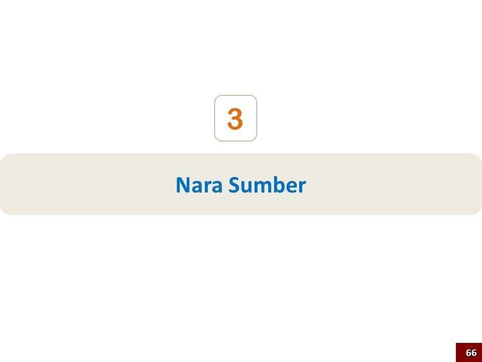 3 Nara Sumber 66