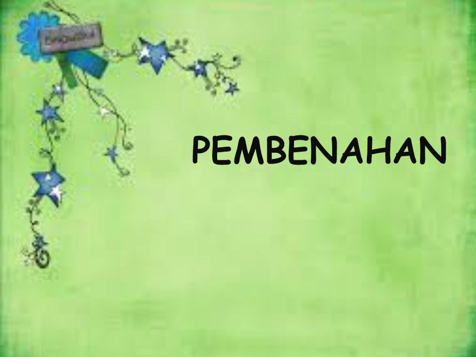 PEMBENAHAN
