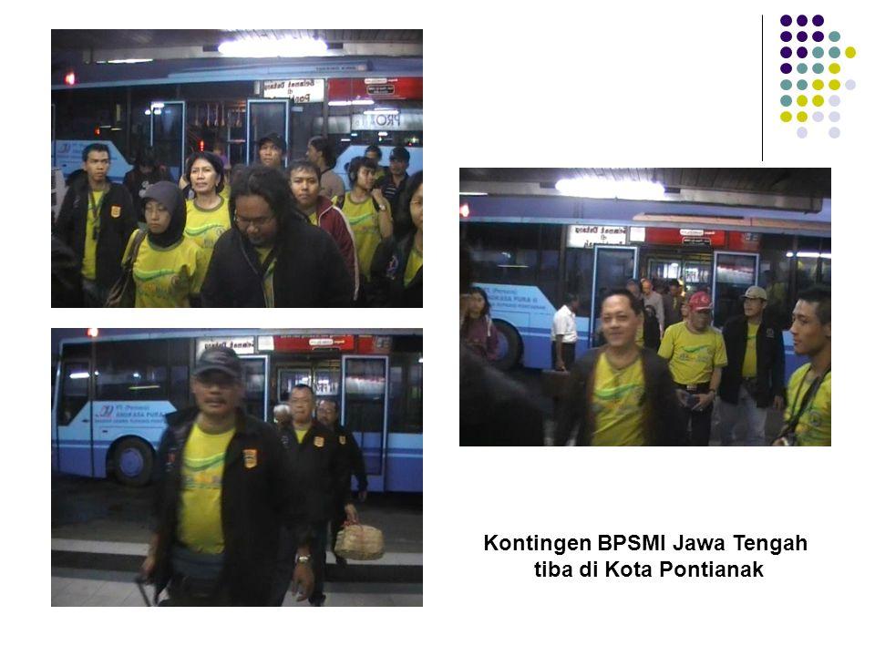 Kontingen BPSMI Jawa Tengah
