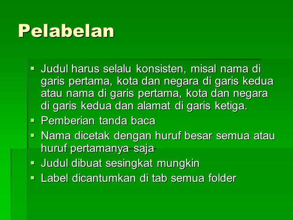 Pelabelan
