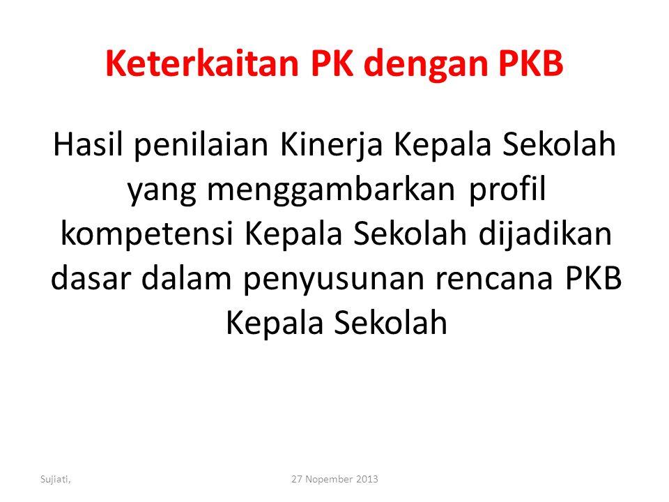 Keterkaitan PK dengan PKB