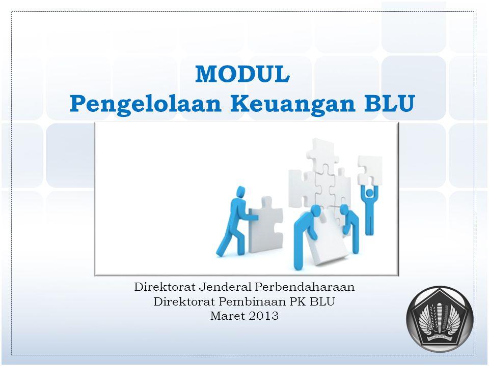 Pengelolaan Keuangan BLU