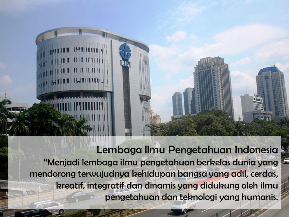Lembaga Ilmu Pengetahuan Indonesia