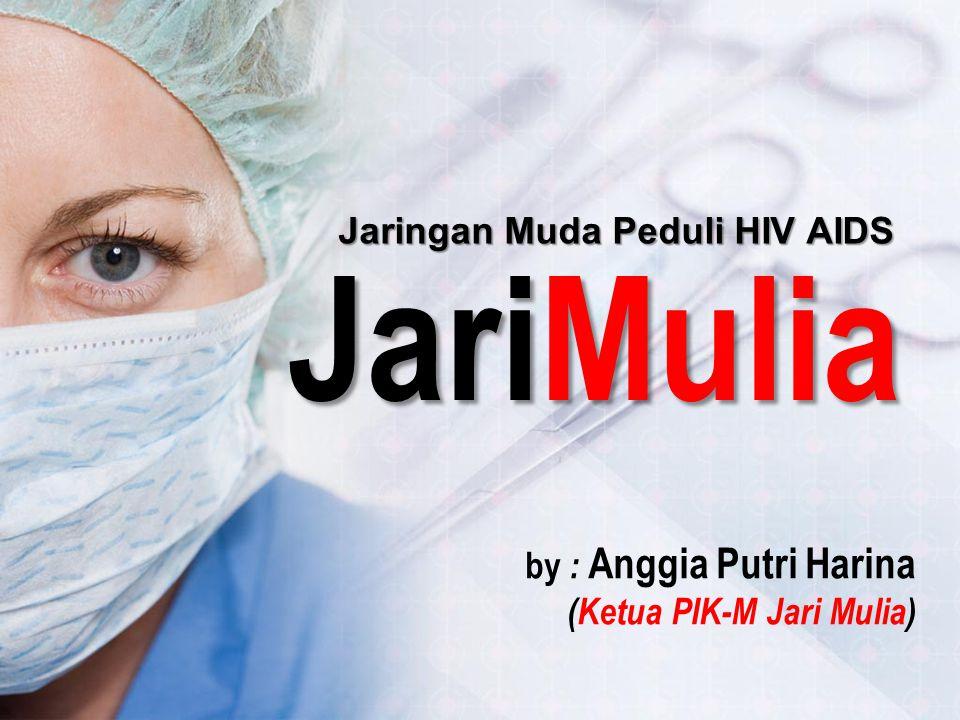 by : Anggia Putri Harina (Ketua PIK-M Jari Mulia)