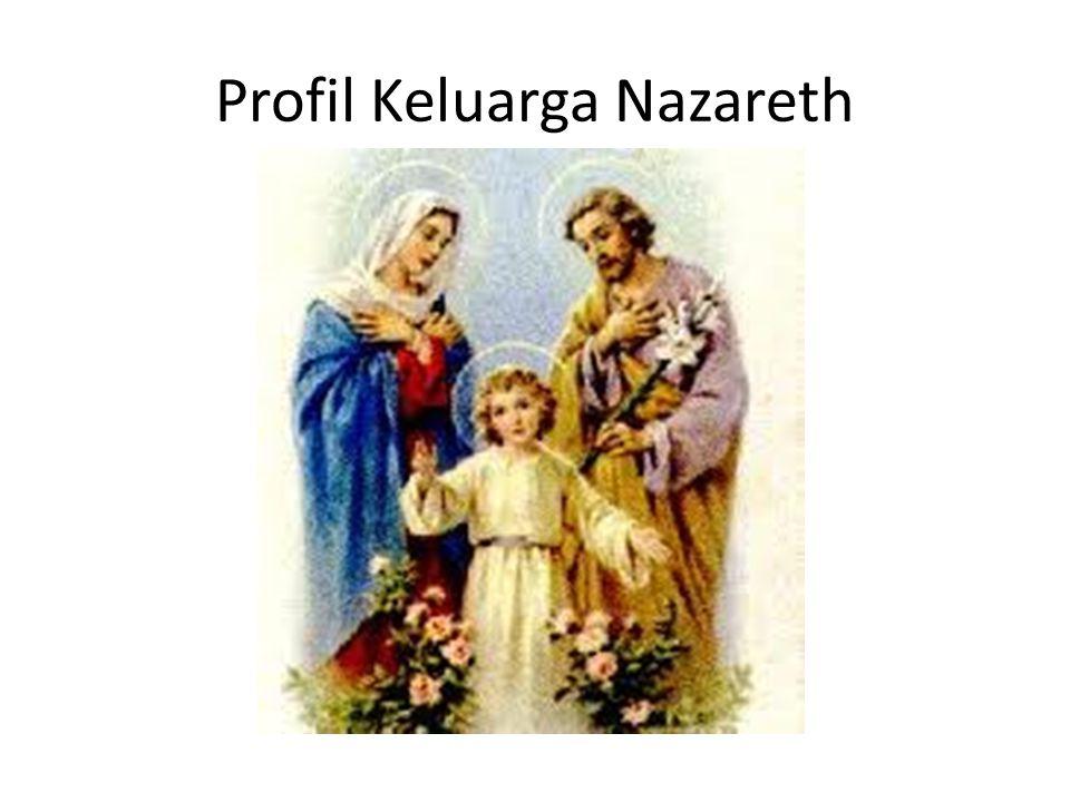 Profil Keluarga Nazareth