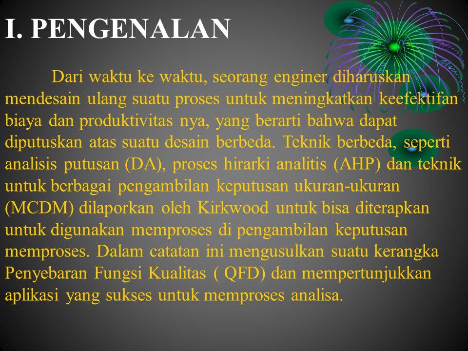 I. PENGENALAN