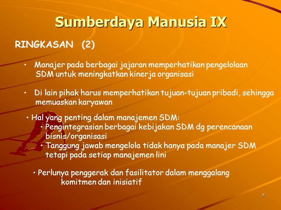 Sumberdaya Manusia IX RINGKASAN (2)