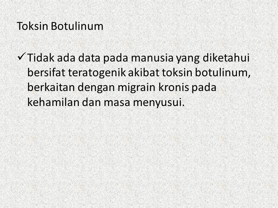 Toksin Botulinum