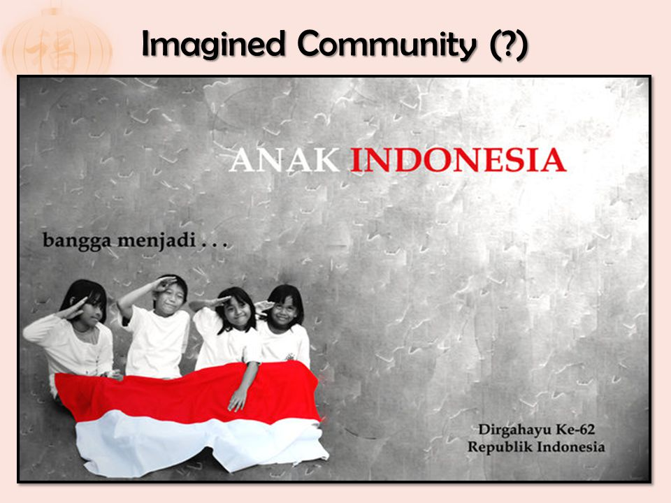 Imagined Community ( )