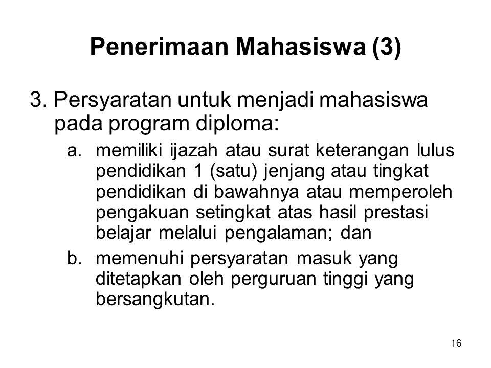 Penerimaan Mahasiswa (3)