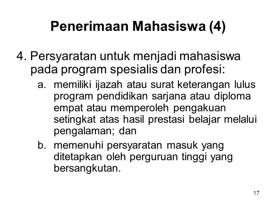 Penerimaan Mahasiswa (4)