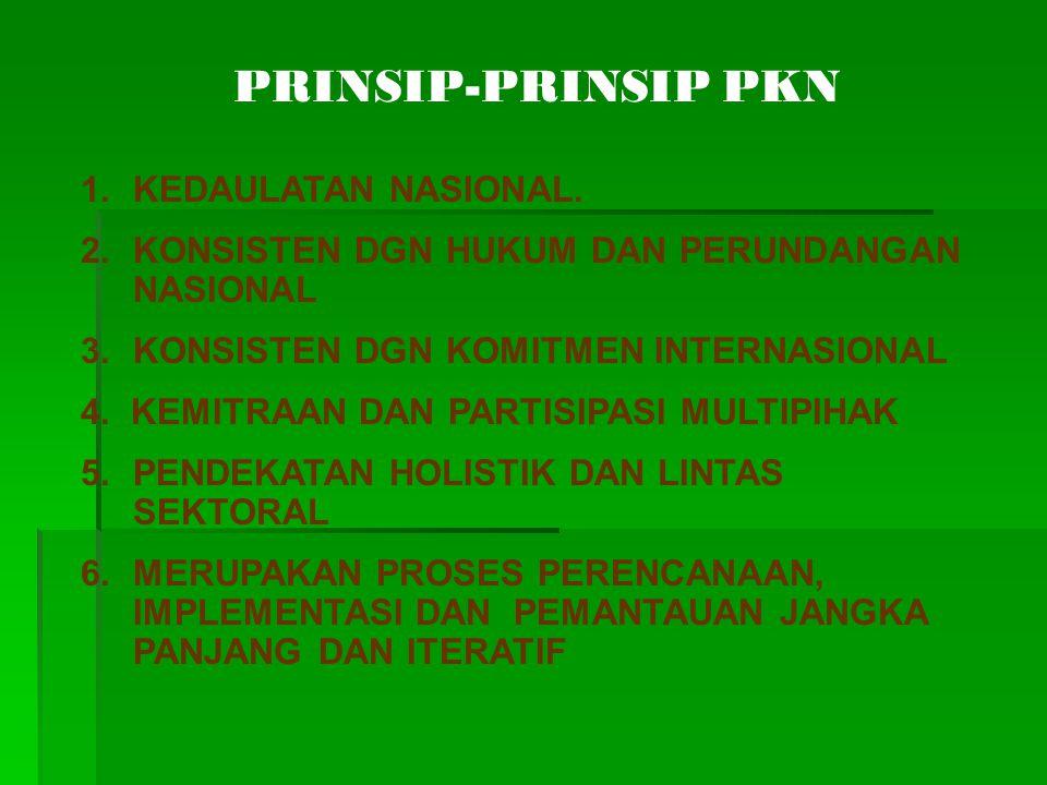 PRINSIP-PRINSIP PKN KEDAULATAN NASIONAL.