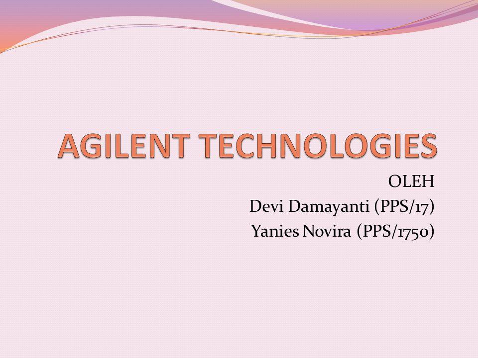 OLEH Devi Damayanti (PPS/17) Yanies Novira (PPS/1750)