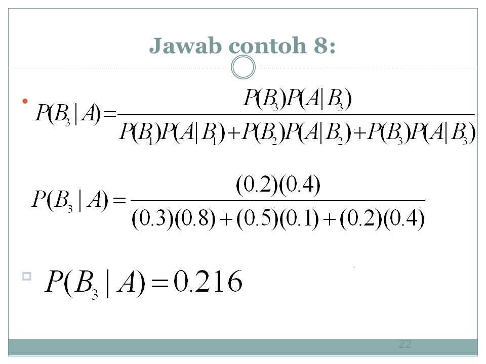 Jawab contoh 8: