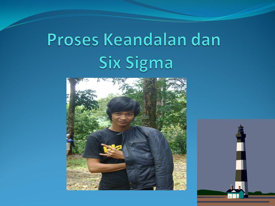 Proses Keandalan dan Six Sigma
