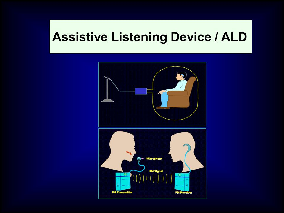 Assistive Listening Device / ALD