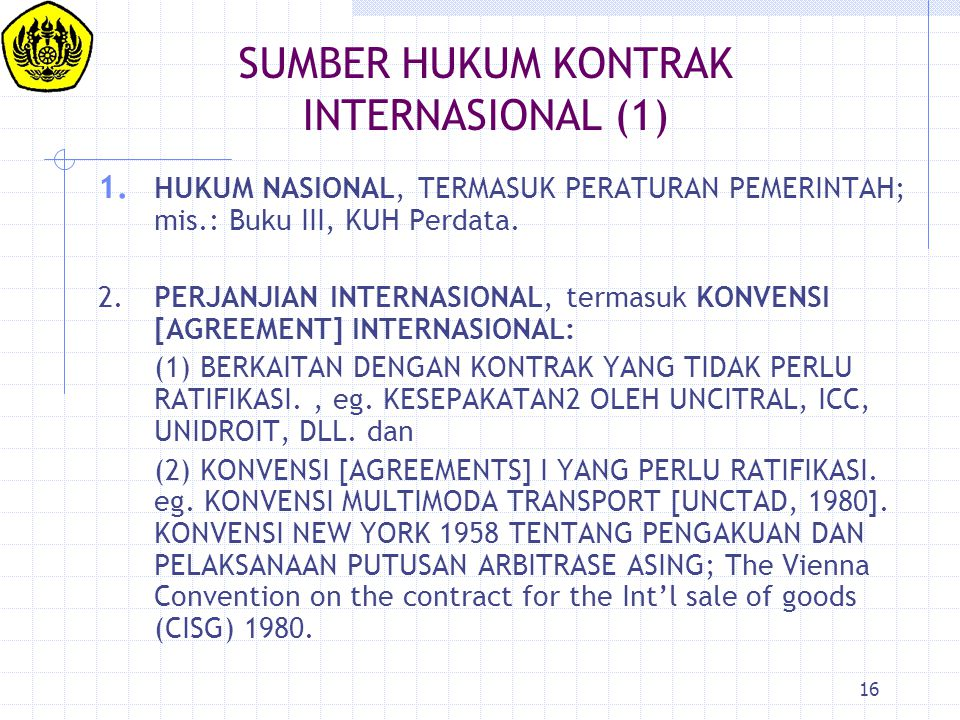 SUMBER HUKUM KONTRAK INTERNASIONAL (1)