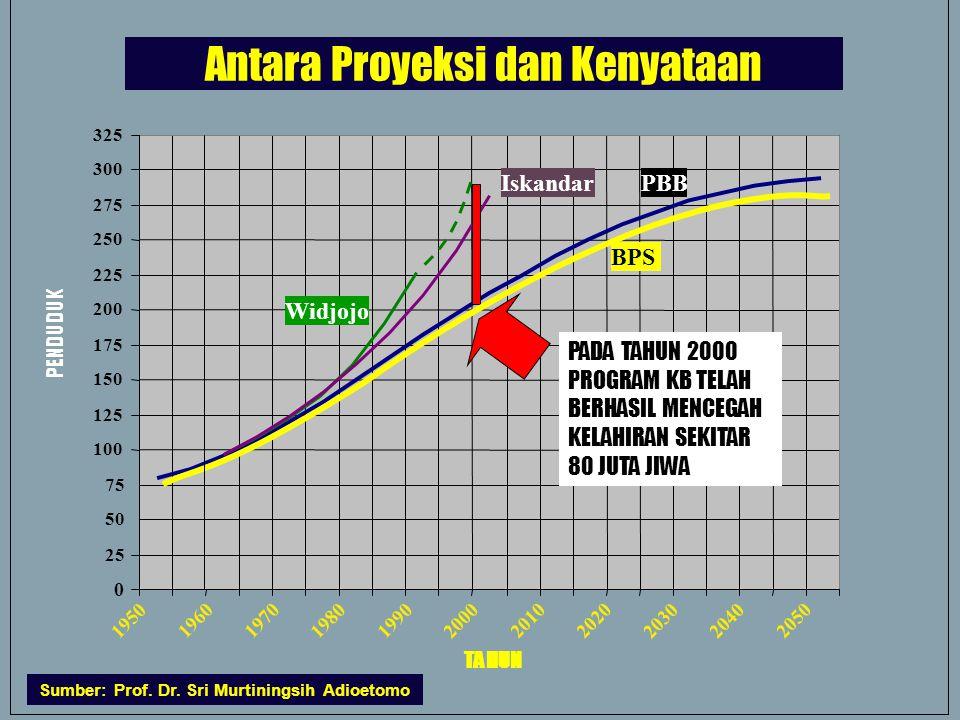 Sumber: Prof. Dr. Sri Murtiningsih Adioetomo