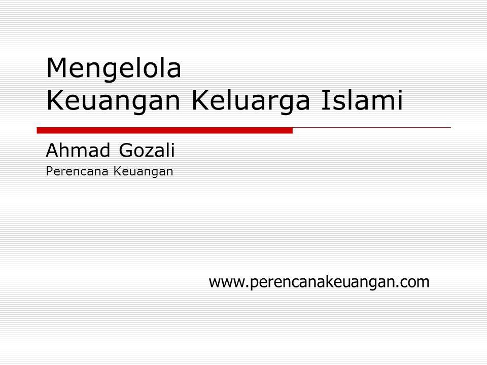 Mengelola Keuangan Keluarga Islami