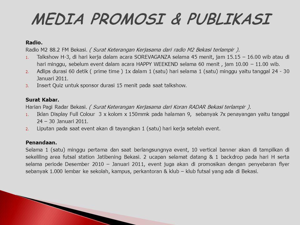 MEDIA PROMOSI & PUBLIKASI