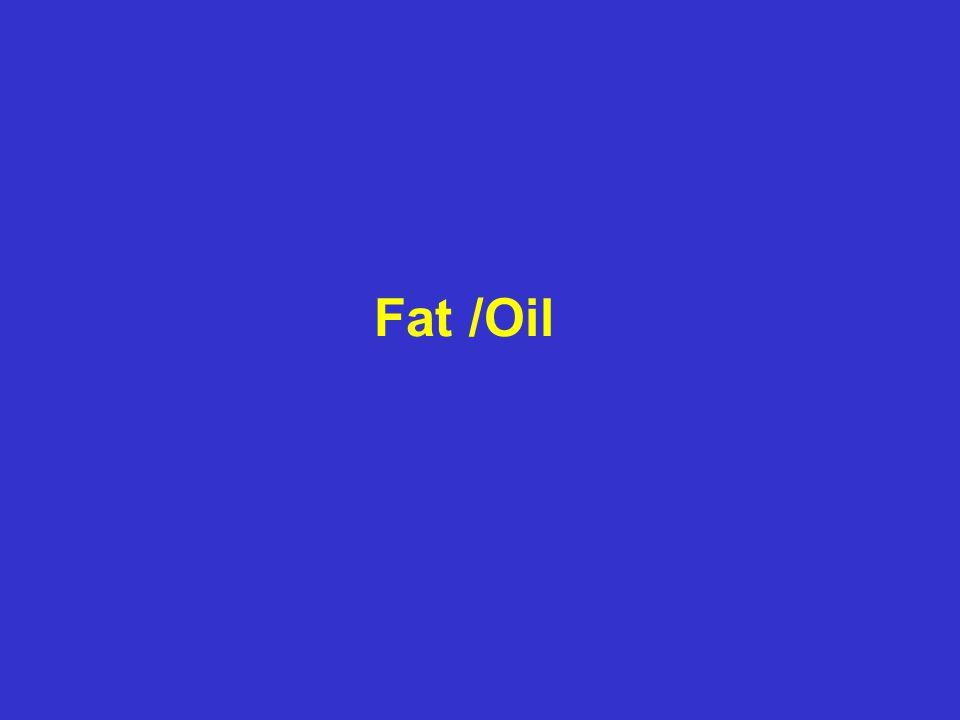 Fat /Oil