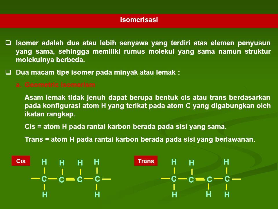 Isomerisasi