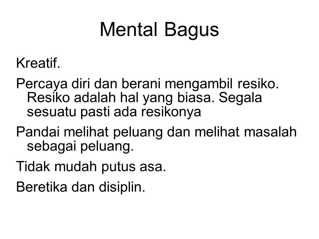 Mental Bagus
