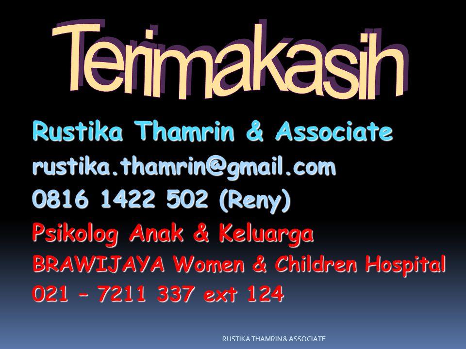 Rustika Thamrin & Associate