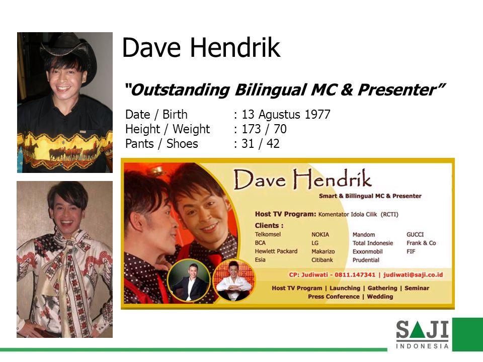 Dave Hendrik