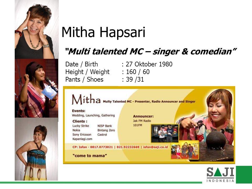 Mitha Hapsari
