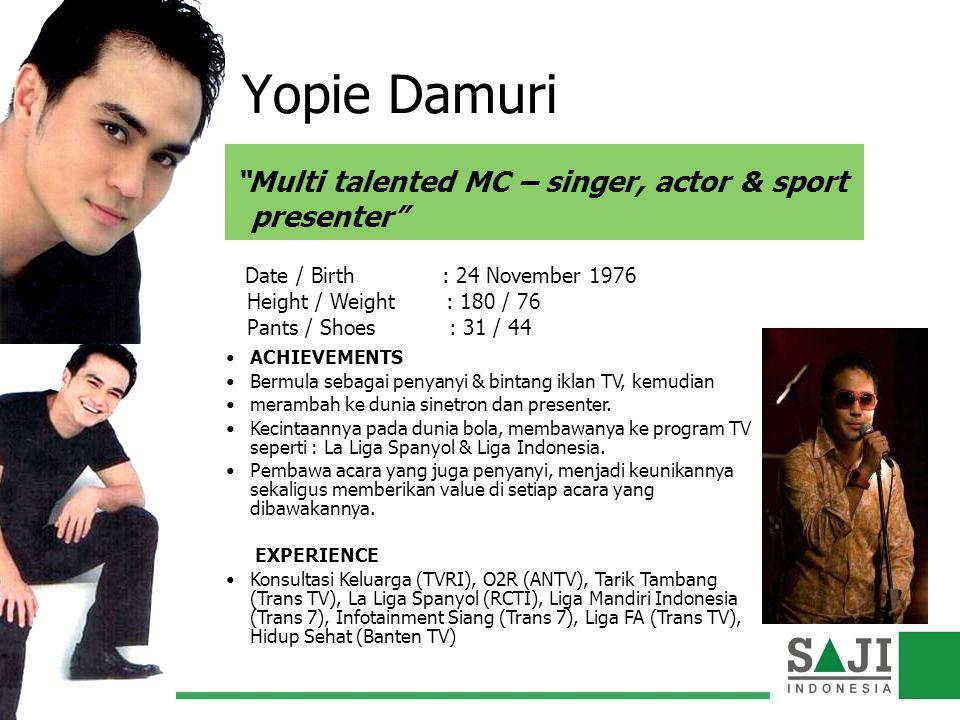 Yopie Damuri