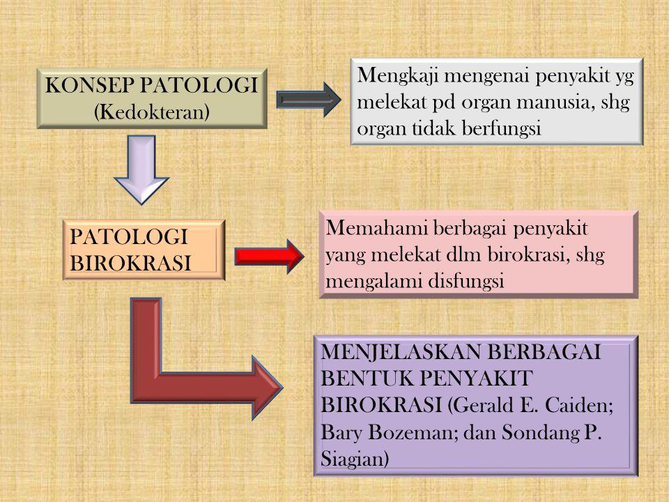KONSEP PATOLOGI (Kedokteran)