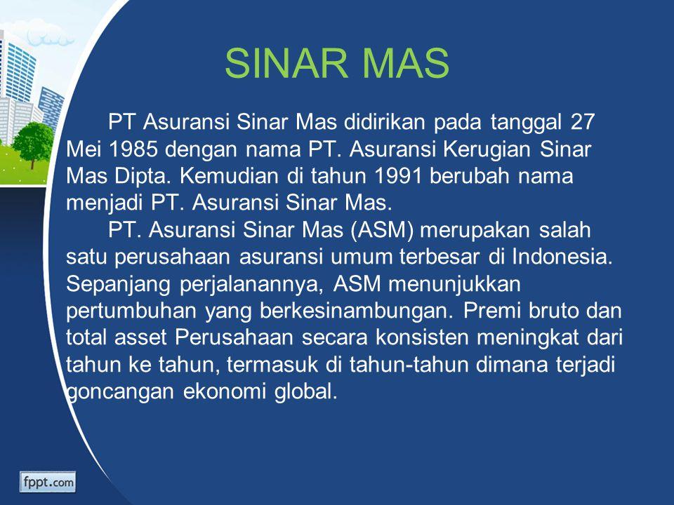 SINAR MAS