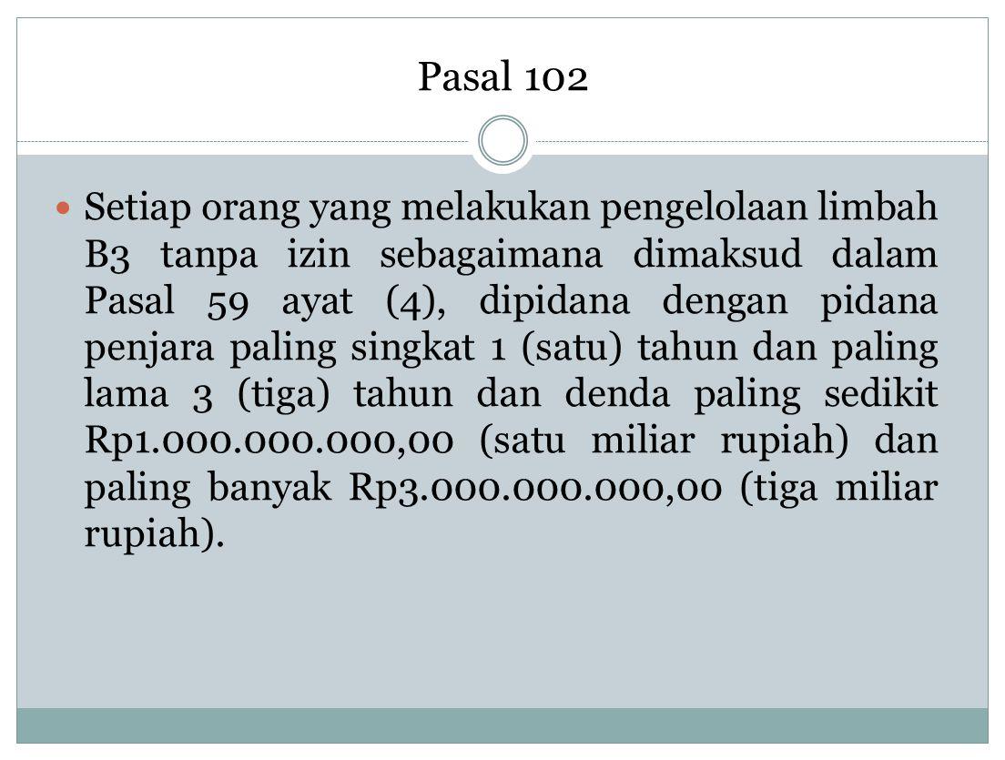 Pasal 102
