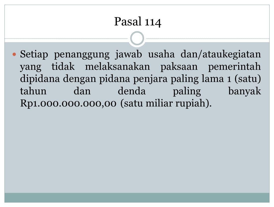 Pasal 114